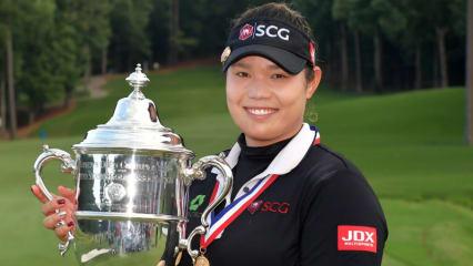 Der nächste Sieg auf der LPGA Tour für Ariya Jutanugarn. (Foto: Twitter/ @LPGA)Der nächste Sieg auf der LPGA Tour für Ariya Jutanugarn. (Foto: Twitter/ @LPGA)