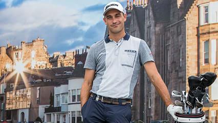 Florian Fritsch im großen Golf Post Interview über die Rolle als Botschafter. (Foto: Allianz)