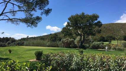 Golfen in Mallorca - ein Traum