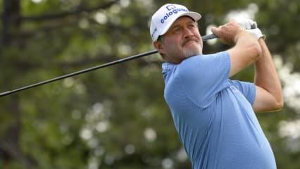 Jerry Kelly führt das Feld nach der zweiten Runde der US Senior Open Championship auf der PGA Tour Champions an. (Foto: Getty)