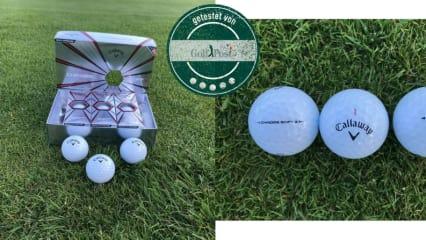 Der Callaway Chrome Soft X überzeugte uns auf ganzer Linie im Golf Post Produkttest. (Foto: Golf Post)