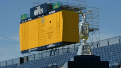 Open Championship 2018 - Der Moving in Carnoustie