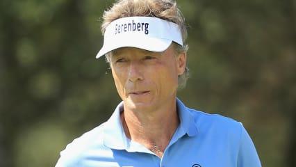 Bernhard Langer bei der Open Championship 2018. (Foto: Getty)