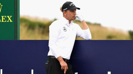 Marcel Siem zeigt zum Auftakt der Scottish Open auf der European Tour eine starke Vorstellung. (Foto: Getty)