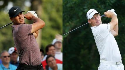 PGA Tour FedExCup Playoffs The Northern Trust 2018 Ergebnisse Tag 2 Brooks Koepka Alex Cejka
