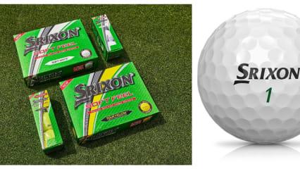 Neue Generation - altes Modell. Der Srixon Soft Feel wird von uns vorgestellt. (Foto: Srixon)