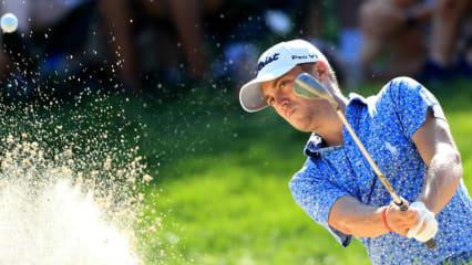 Justin Thomas spielt sich bei der World Golf Championship einen Vorsprung heraus. (Foto: Getty)