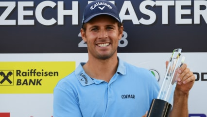 Andrea Pavan gewinnt das Czech Masters 2018 auf der European Tour. (Foto: Getty)