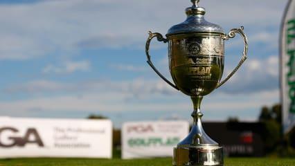 PGA Championship 2018 Liveticker: Wer gewinnt die Wanamaker Trophy?