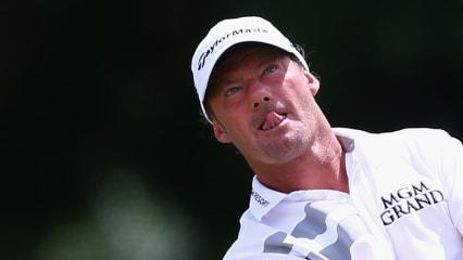Alex Cejka setzt sich in der ersten Runde der PGA-Tour-Playoffs oben fest. (Foto: Getty)