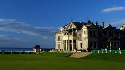 Die schönsten historischen Clubhäuser. (Foto: Getty)