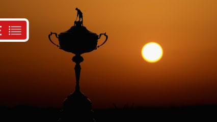 Ryder Cup 2018 Liveticker: Spannende Einzelpartien beim Finale