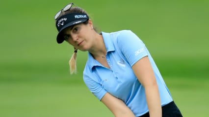 Sandra Gal gibt Gas beim Asian Swing der LPGA Tour. (Foto: Getty)
