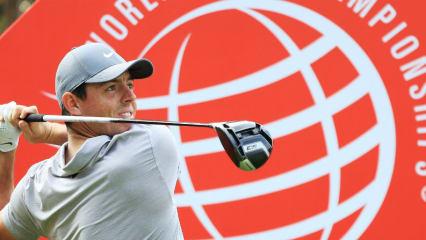 Die Stars finden sich in China zur letzte World Golf Championship des Jahres ein. (Foto: Getty)