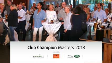 Beim Club Champion Masters traten zahlreiche deutsche Clubmeister gegeneinander an. (Foto: Golf Marketing GmbH)