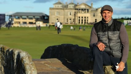 european-tour-alfred-dunhill-links-celebs-klitschko