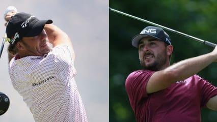 Alex Cejka und Stephan Jäger auf der PGA Tour. Die Tee Times. (Foto: Getty)