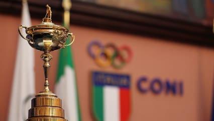 Ryder Cup 2022, Rom, Pressekonferenz