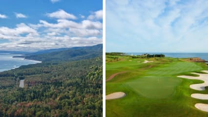 Teil 2 der Golfreise von Jürgen Linnenbürger im Osten Kanadas. (Fotos: Jürgen Linnenbürger und Fox Harb'r Resort)