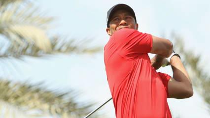 Tiger Woods wird trotz Angebot in Millionenhöhe nicht in Saudi Arabien antreten. (Foto: Getty)