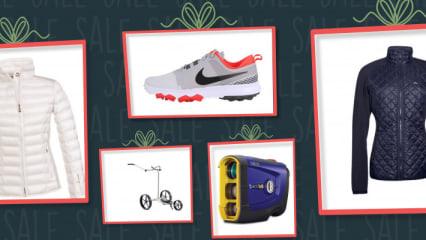 Ho, ho, ho - Weihnachtliche Angebote bei Golf House