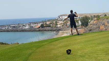 Golf auf Gran Canaria Meloneras Golf (Foto: Golf Post)