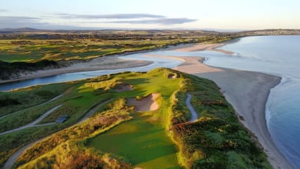 Golf in Australien regt zum Träumen an - hier der Royal Melbourne Golf Club. (Foto: Getty)