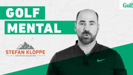 """Golftraining: Der Umgang mit Fehlschlägen durch """"Chaining"""""""