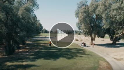 Erik Anders Lang begibt sich erneut auf die Reise nach einem etwas anderen Golf-Erlebnis und landet dabei im Death Valley. (Foto: Youtube / Skratch)