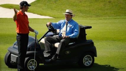 Die Regeln des Golf sind ohnehin kompliziert, manchmal werden sie zur Farce. (Foto: Getty)