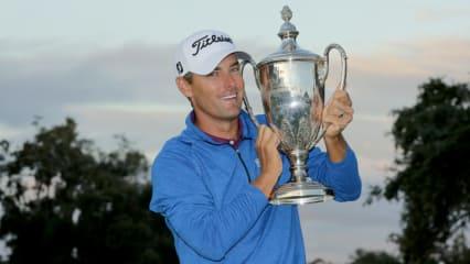 Charles Howell III gewinnt die RSM Classic auf der PGA Tour. (Foto: Getty)