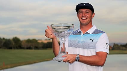 Bryson DeChambeau gewinnt auf der PGA Tour die Shriners Hospitals for Children Open. (Foto: Getty)