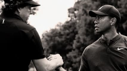 """The Match"": Tiger vs. Phil LIVE verfolgen"