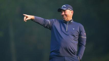 Wir blicken auf die witzigsten Golf-Momente des Jahres zurück. (Foto: Getty)