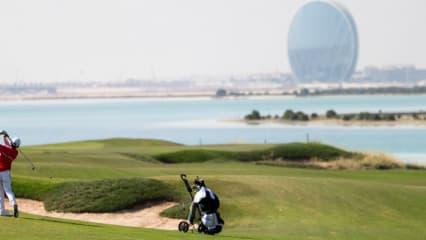 Über den Wolken - Mit Turkish Airlines liegt Ihnen die Golfwelt zu Füßen