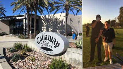 Golf Post hat das Callaway Headquarter in Kalifornien besucht. (Foto: Golf Post)
