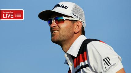 European Tour LIVE: Bernd Wiesberger geht in Dubai an den Start