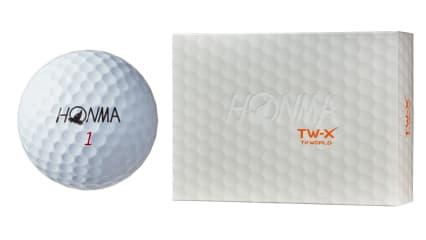 Honma erweitert Sortiment mit neuem Golfball
