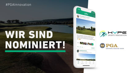 "Golf Post unter den Finalisten der ersten ""Global Golf Innovation Competition"""