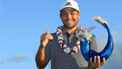 Xander Schauffele gewinnt zum vierten Mal auf der PGA Tour. (Foto: Getty)