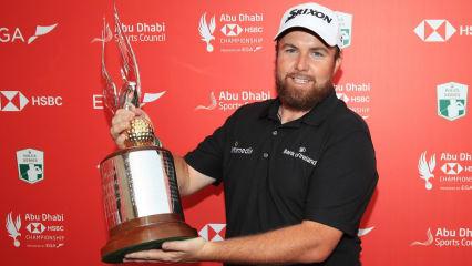 European Tour: Shane Lowry entscheidet spannendes Finale für sich