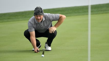 PGA Tour: Alex Cejka weiter oben dabei