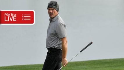 PGA Tour LIVE: Alex Cejka hat die Top 10 fest im Blick