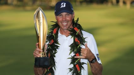 Matt Kuchar gewinnt die Sony Open in Hawaii auf der PGA Tour. (Foto: Getty)