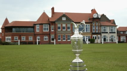 Royal Liverpool trägt die Open Championship 2022 aus. (Foto: Getty)