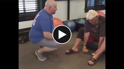Video: Die ungewöhnlichen Trainingsmethoden des John Daly