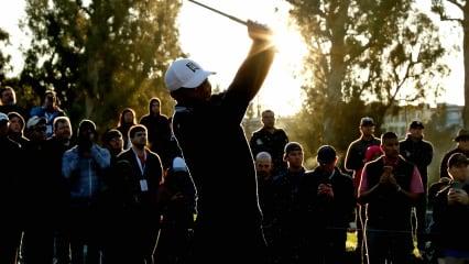 Tiger Woods bringt die Fans auf der PGA Tour zum Jubeln. (Foto: Getty)