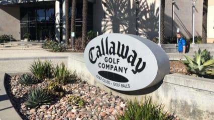 Callaway präsentiert seine Rekordzahlen für das Jahr 2018. (Foto: Golf Post)