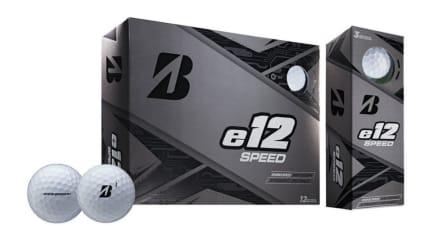 Bridgestone e12 Golfball - 12 Jahre Fitting veranlassen Sonderedition