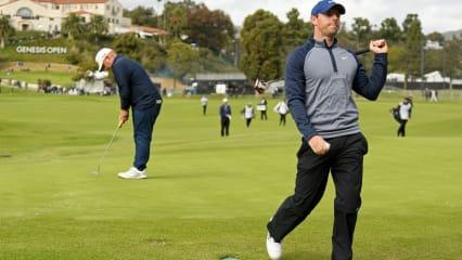 Rory McIlroy bei der Genesis Open 2019 auf der PGA Tour. (Foto: Getty)